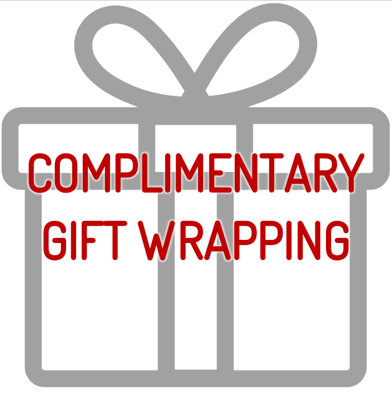COMPLIMENTARY GIFT WRAPPING ICON